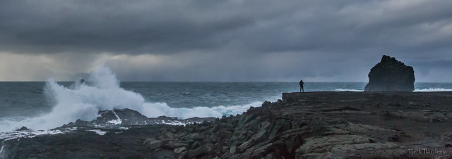 Reykjanes Rough Seas #1