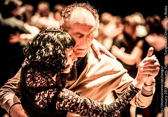 Sandrina and Hugo, Brussels, Patio de Tango, Jan. 2015