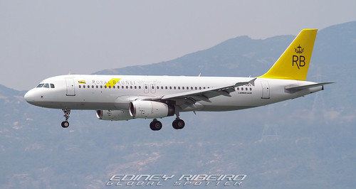 AIRBUS A320 (VB-RBS) ROYAL BRUNEI | HONG KONG | HKG-VHHH