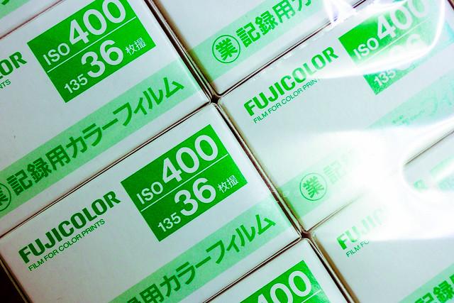 瘋底片(拾貳)–Fujifilm SP400 業務紀錄用(二)