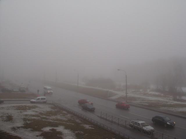 Туман Газпром