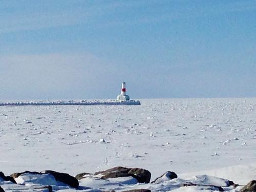 winter ice midwest michigan lakemichigan greatlakes creativecommons usfws usfishandwildlifeservice icecover