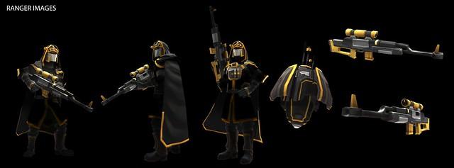 Helldivers -- Ranger