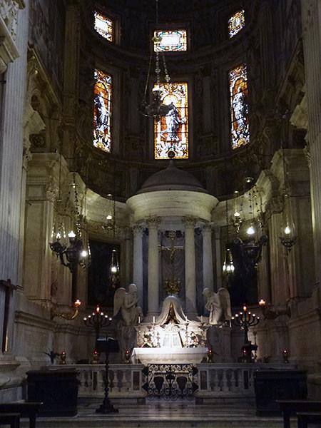 chapelle lercari