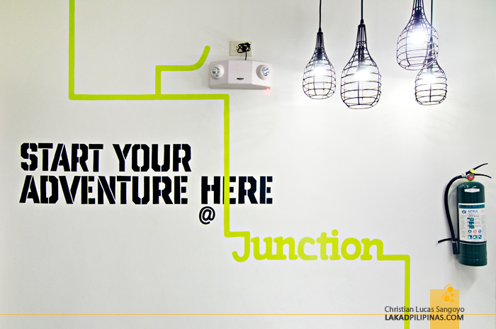 Junction Hostels in Makati City