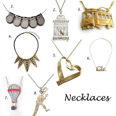 top picks necklaces