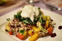 Quinoasalat by Jamie Oliver