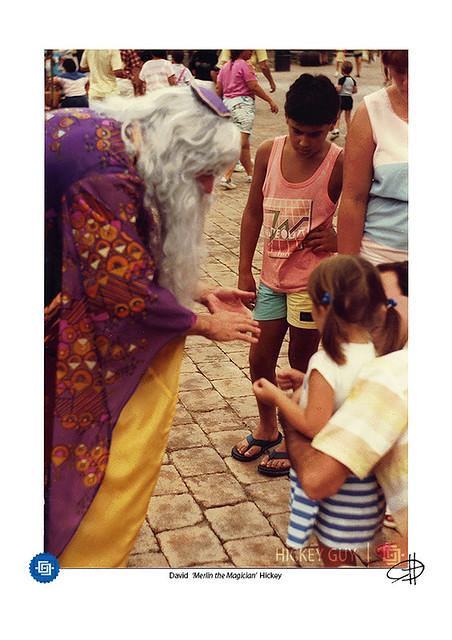 Wonderland - Merlin the Magician #15