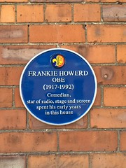 Photo of Blue plaque number 41666
