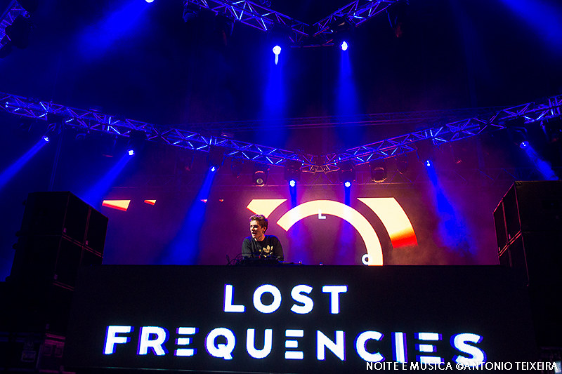 Lost Frequencies - Meo Marés Vivas '16