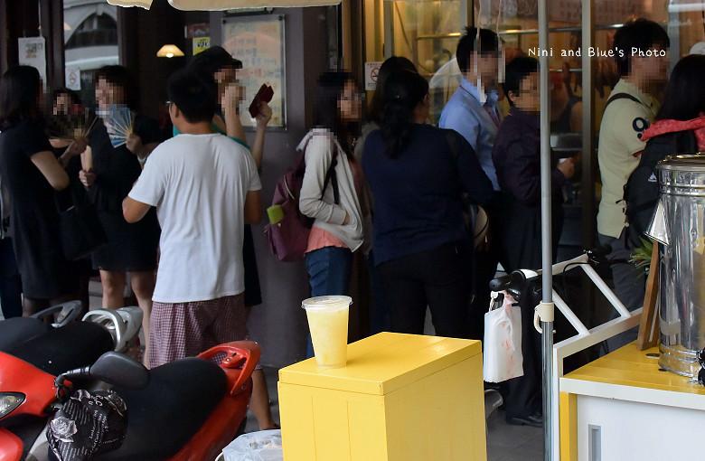 台中火車站飲料自由路鳳梨冰10