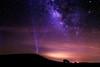 Milky Way on Highway 550