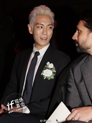 TOP - Dior Homme Fashion Show - 23jan2016 - IF时尚 - 03