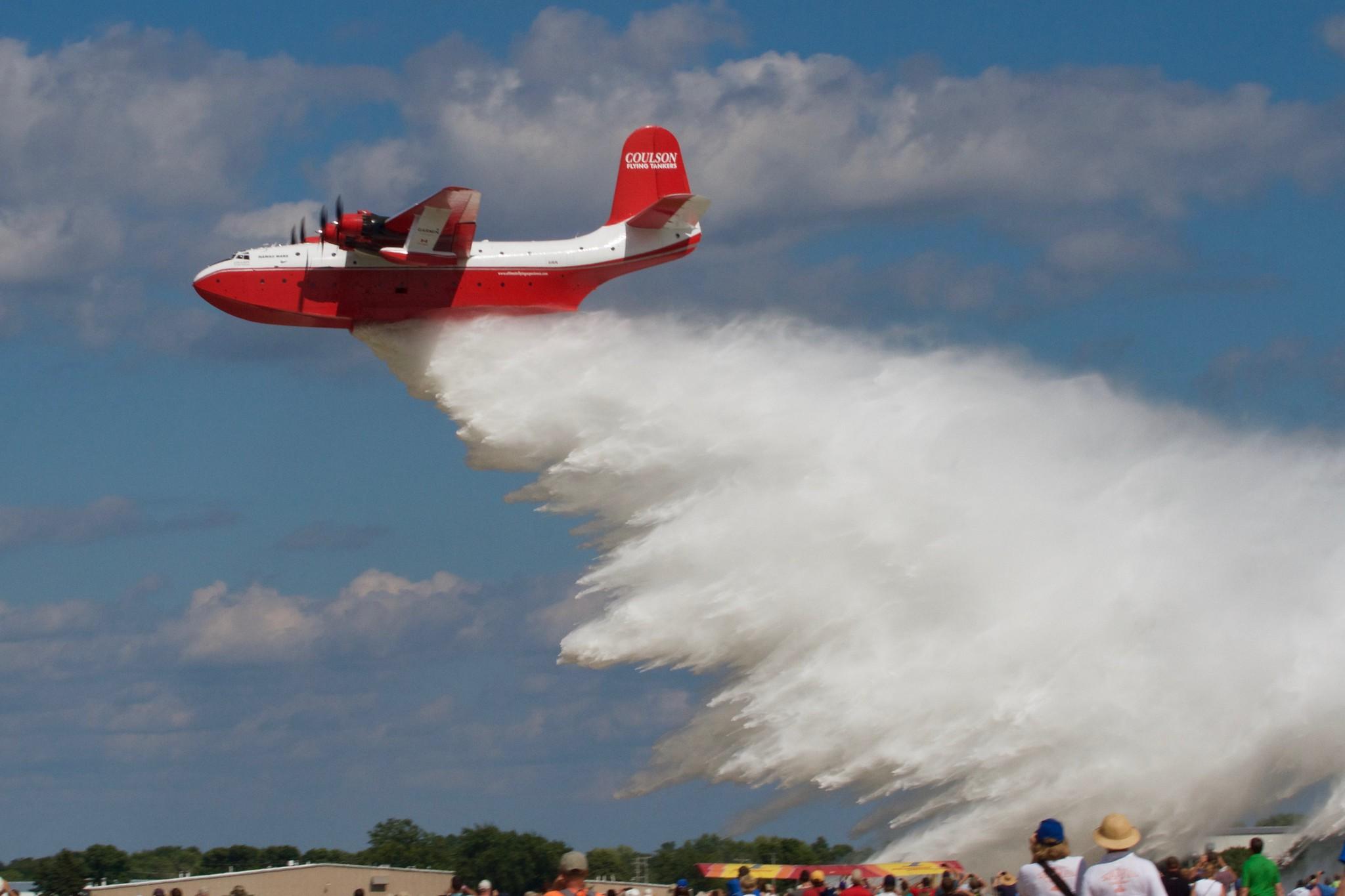 Martin Mars Water Bomber
