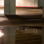 Garage Reflection