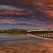Stuarts Point Footbridge by Photography By Tara Gowen