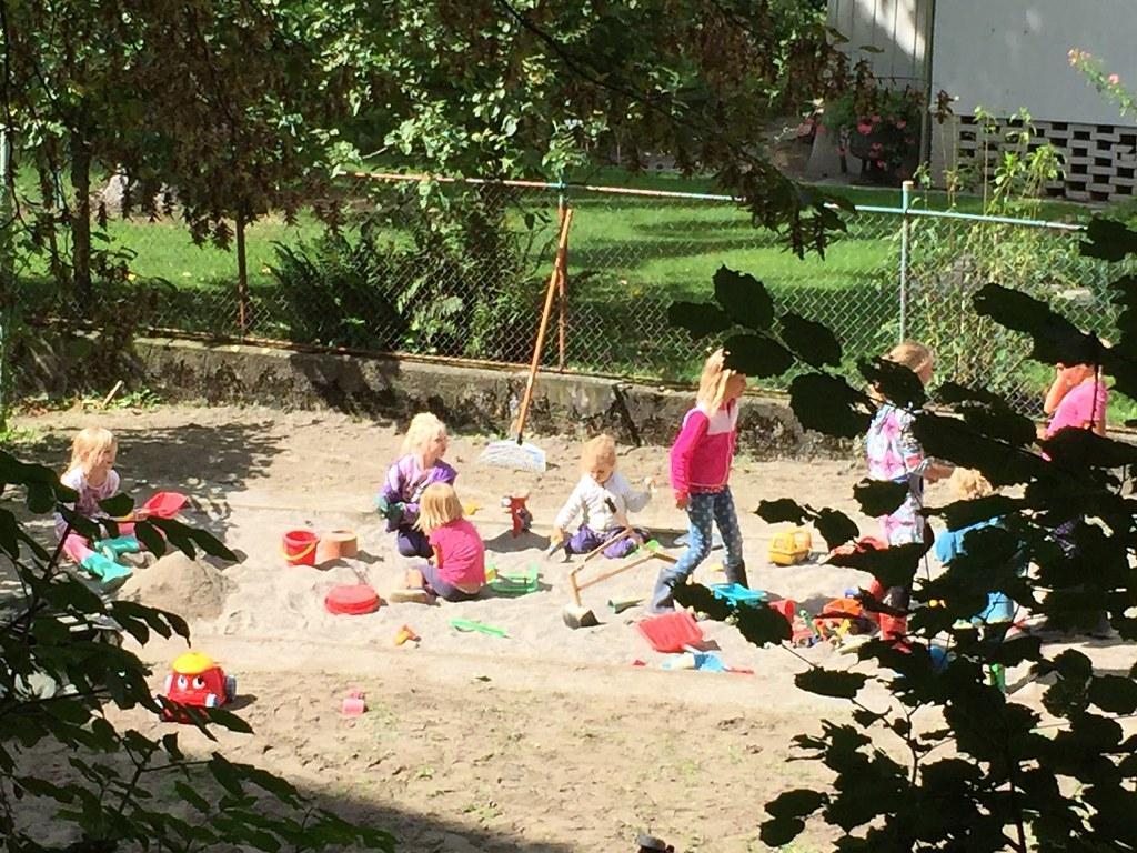 Sandwechsel in der Haldenstrasse 17.9.2016