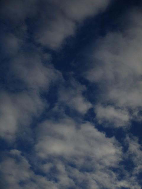 The sky, Canon IXUS 175