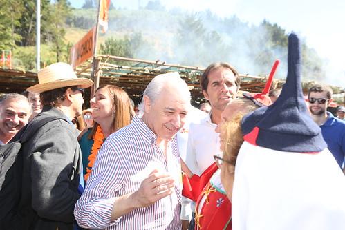 Rui Rio na Festa do Chão da Lagoa