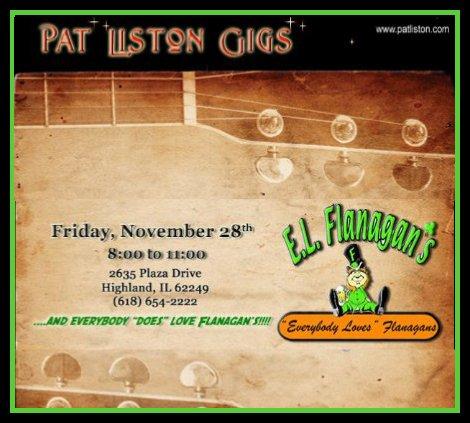 Pat Liston 11-28-14