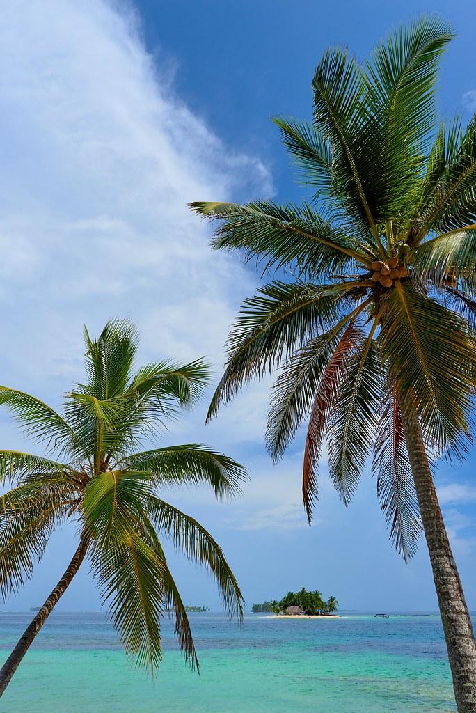 Big Dog Island - San Blas Island