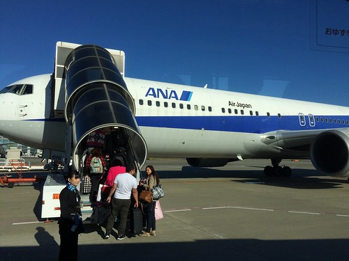ANA 767-300
