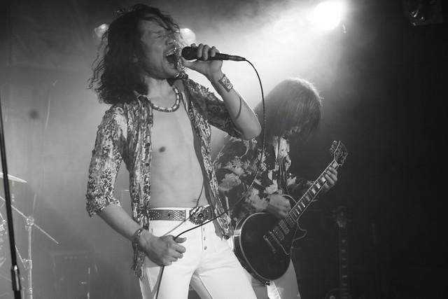 Tangerine live at Outbreak, Tokyo, 21 Nov 2014. 218