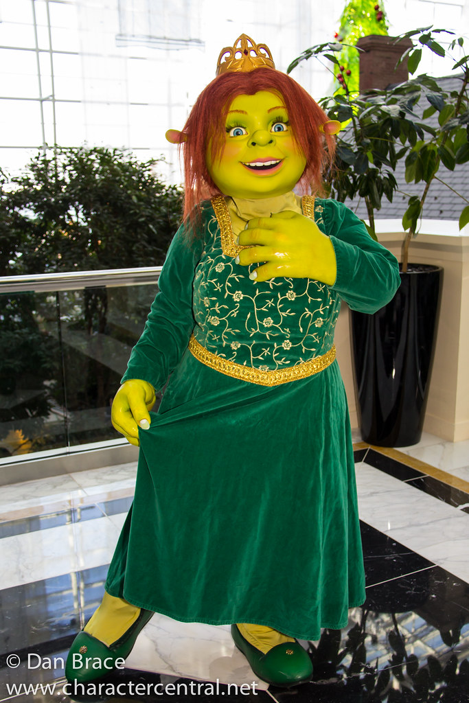 Fiona at disney character central - Princesse fiona ...