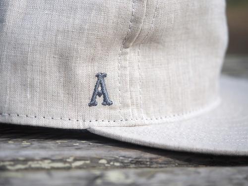 Ace Hotel x Ebbets Field Flannels / Ace Linen Cap