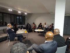2014.12.01 | Bezoek Congolese gemeenschap