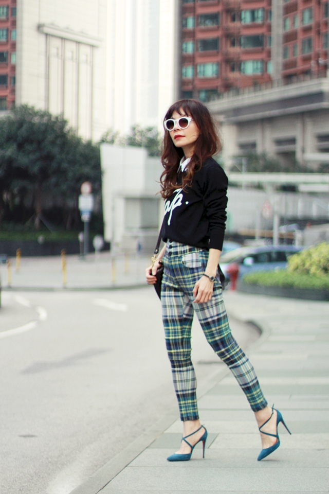 Colourful Plaid