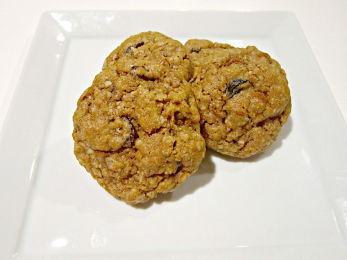 Oatmeal Raisin Cinnamon Chip