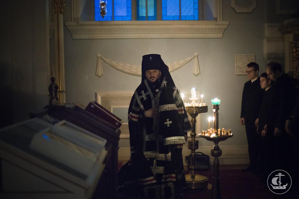 22 февраля 2015, Чин прощения / 22 February 2015, The Rite of Forgiveness
