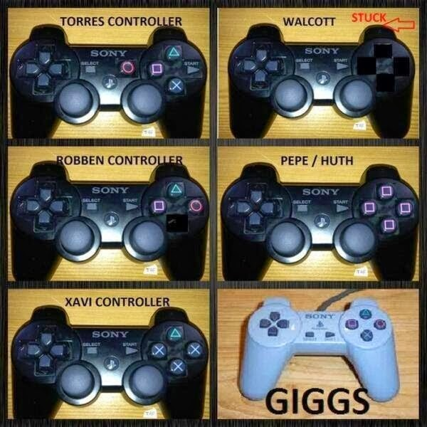 Players Controllers. Which one is your favourite? - Football - Sport ...