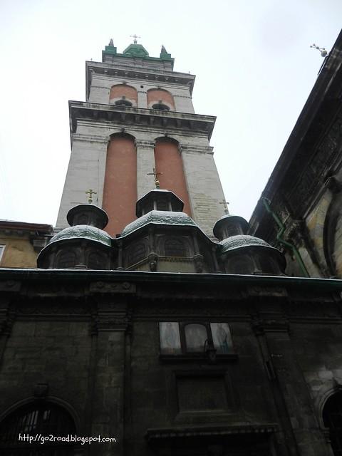 Древний Успенский собор