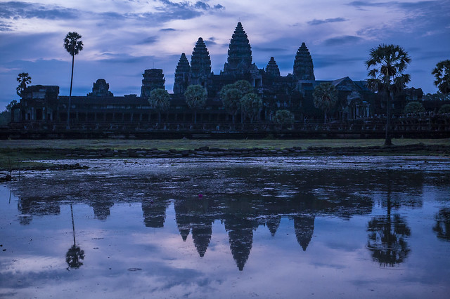 Sunrise II | Angkor Wat