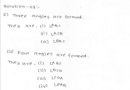 RD SHARMA class_6 solutions 11.Angles Ex_11.1 Q 3