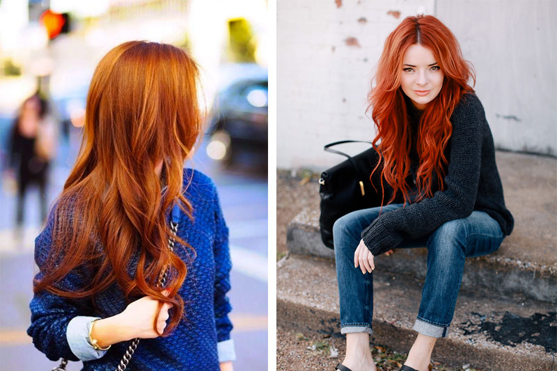 hair color trends for summer 2015. redhead hair copper color trends for summer 2015