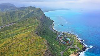 Image of Sea life Park Hawaii. ocean life park sea vacation beach water island hawaii tour oahu aerial ridge helicopter hi mountian edmund garman kamehame d7000