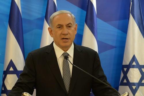 PM Netanyahu Gives Media Statement on ICC