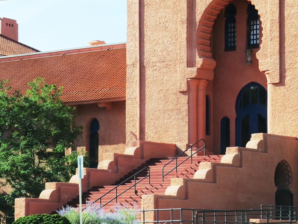 Scottish Rite Temple, Santa Fe, New Mexico