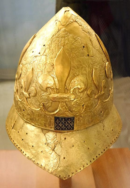 France-003263 - Charles VI Helmet