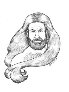 035 - Beard and Mane