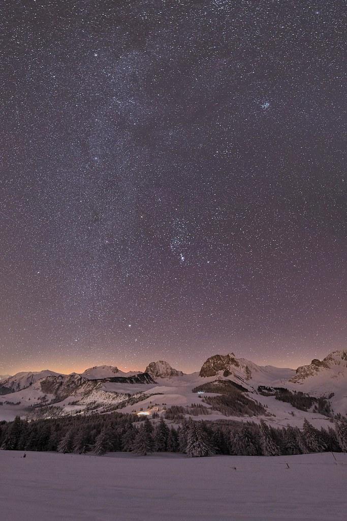 Stars over the Gantrisch - Selibüel