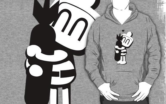 Sudadera Bomberman