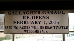 Gallagher Terminal Sign