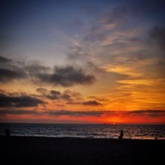 Beach weather in LA. #southbayla #la #california #beach