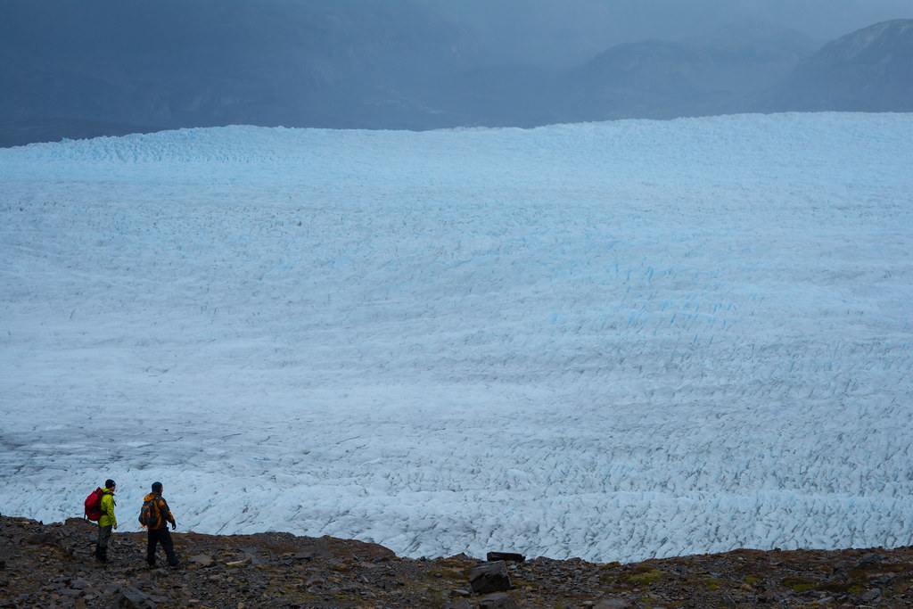 ...and we reached Grey Glacier