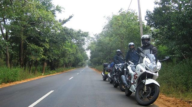 En route Srisailam