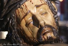 Besapiés - Santísimo Cristo del Desamparo y Abandono - Febrero 2015